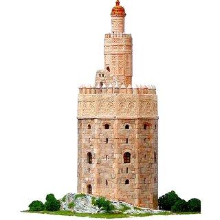 AEDES ARS Steinbaukasten Turm - Torre del Oro