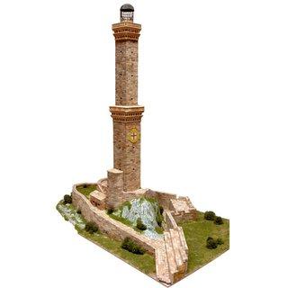 AEDES ARS Steinbaukasten Leuchtturm - Torre della Lanterna di Genova