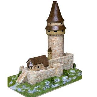 AEDES ARS Steinbaukasten Burg Truba in Stramberk