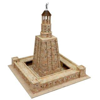 AEDES ARS Steinbaukasten Leuchtturm von Alexandria