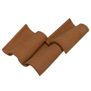 AEDES ARS - Dachziegel Arabia 1/10 rot 25 Stück