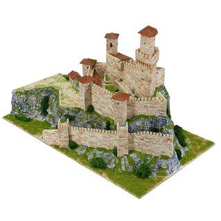 AEDES ARS Steinbaukasten Burg - Rocca Guaita