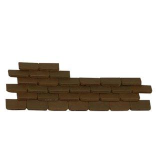 AEDES ARS - Mauerstein klein schwarz 300 Stück