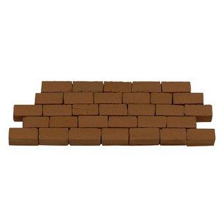 AEDES ARS - Mauerstein groß rot 300 Stück
