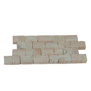 AEDES ARS - Mauerstein marmoriert groß gesprenkelt 2000 Stück