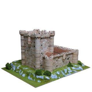 AEDES ARS Steinbaukasten - Castillo de Fuensaldaña