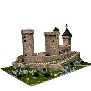 AEDES ARS Steinbaukasten Schloss - Chateau de Foix
