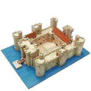 AEDES ARS Steinbaukasten Burg - Bodiam Castle