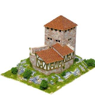 AEDES ARS Steinbaukasten - Burg Grenchen