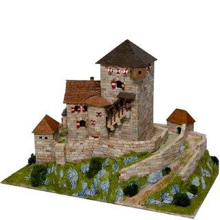AEDES ARS Steinbaukasten - Burg Branzoll