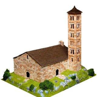 AEDES ARS Steinbaukasten Kirche - Sant Climent de Taüll