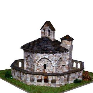AEDES ARS Steinbaukasten Kirche - Santa Maria de Eunate