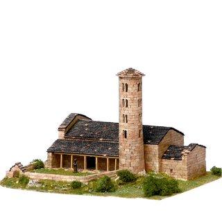 AEDES ARS Steinbaukasten Kirche - Iglesia de Santa Coloma