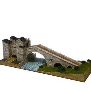 AEDES ARS Steinbaukasten Brücke - Puente de Camprodón
