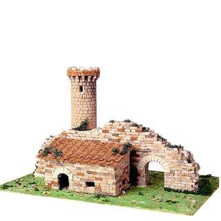 AEDES ARS Steinbaukasten Wachtturm - Torre Vigía