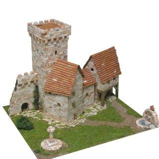 AEDES ARS Steinbaukasten Turm - Torre Medieval